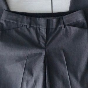 Express pants size 0 Dark gray with